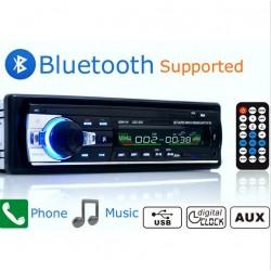 Radio Estéreo Bluetooth Reproductor Teléfono Aux-i