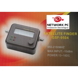SATELITE FINDER GSF-9504