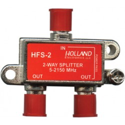 Splitter satelital  Holland