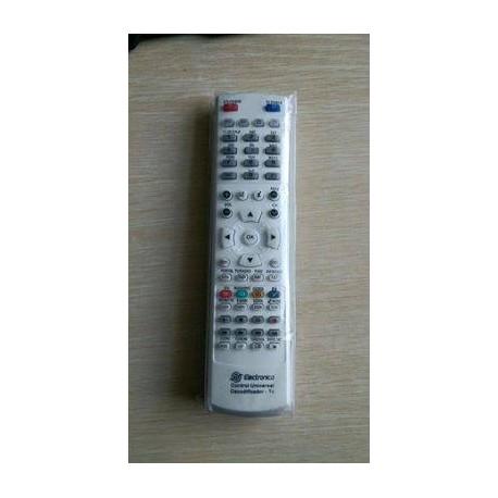 Control remoto Universal decodificadores