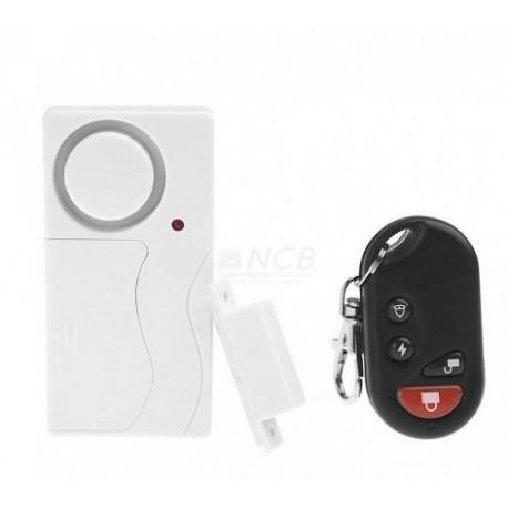 Alarma De Puerta Modelo Ks-Sf03R Con Control
