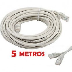 Cable de red armado 10 metros