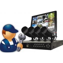 Mantención CCTV
